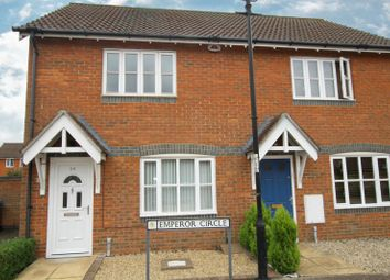 Thumbnail 2 bed semi-detached house to rent in Emperor Circle, Ipswich