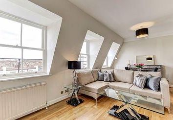 Thumbnail 1 bed flat to rent in Lexham Gardens, Kensington