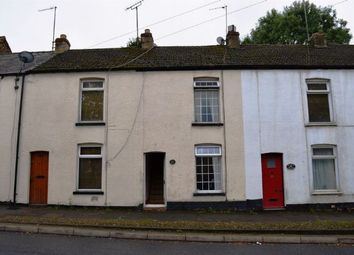 Thumbnail 2 bed terraced house to rent in Overstone Road, Moulton, Northampton