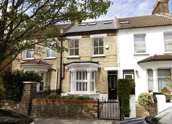 Thumbnail 4 bed terraced house to rent in Graham Road, London