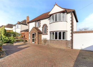 Thumbnail 3 bed detached house for sale in Binscombe Lane, Godalming, Surrey