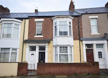 Thumbnail 2 bed flat for sale in Northcote Street, South Shields