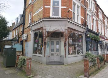 Thumbnail Retail premises to let in Abbeville Road, Clapham