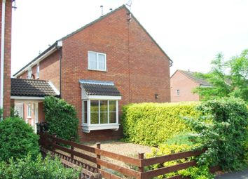 Thumbnail 2 bed terraced house to rent in Reynolds Close, St. Ives, Huntingdon