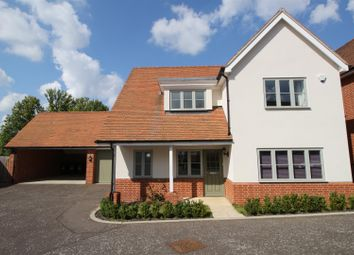 Thumbnail 4 bed detached house for sale in Pentlows, Braughing, Ware