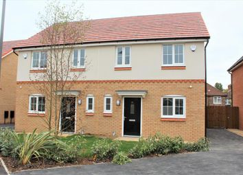 Thumbnail 3 bed semi-detached house to rent in Weaver, Chicory Way, Norris Green Village