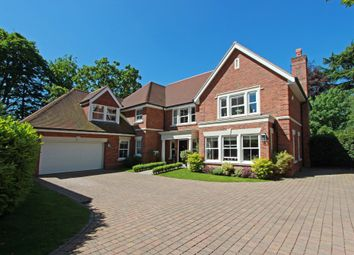 Thumbnail 5 bedroom detached house for sale in Hurst Drive, Walton On The Hill, Tadworth