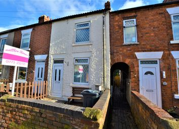 Thumbnail 1 bed terraced house for sale in Wright Street, Derby