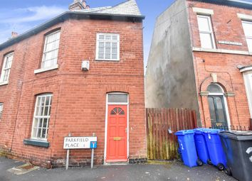 Thumbnail 4 bed end terrace house for sale in Parkfield Place, Sheffield