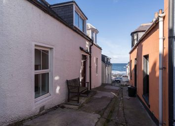 Thumbnail 3 bed cottage for sale in Seatown, Gardenstown, Banff