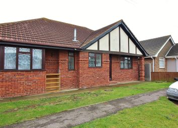 Thumbnail 3 bed detached bungalow for sale in Hetzand Road, Canvey Island