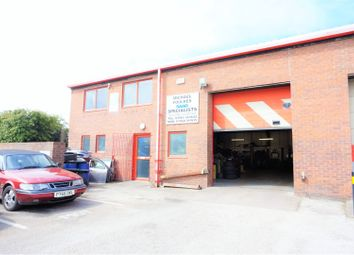 Thumbnail Parking/garage for sale in Unit 28 Tir Llwyd Industrial Estate, Rhyl