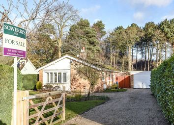 Thumbnail 2 bed detached bungalow for sale in Pineheath Road, High Kelling, Holt