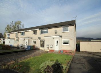 Thumbnail 2 bed flat for sale in The Cleaves, Tullibody, Alloa