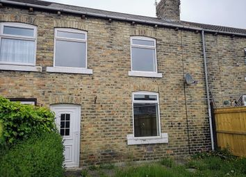 Thumbnail 2 bed terraced house to rent in Eighth Row, Ashington