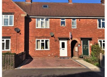 Thumbnail 4 bedroom terraced house for sale in College Close, Lincoln