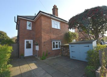 Thumbnail 3 bed semi-detached house for sale in Ellery Grove, Lymington, Hampshire