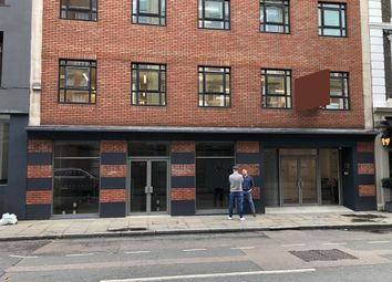Thumbnail Restaurant/cafe to let in Paul Street, Shoreditch