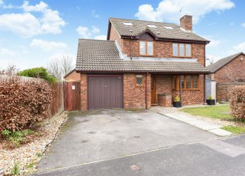 Thumbnail 5 bed property for sale in Goldfinch Way, South Wonston, Winchester