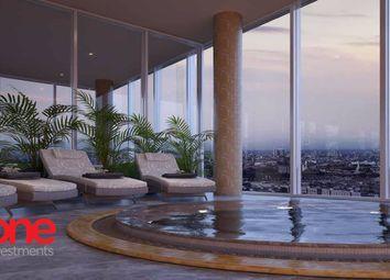 Thumbnail 2 bed flat for sale in Aykon London One, Bondway, Nine Elms SW8, London,