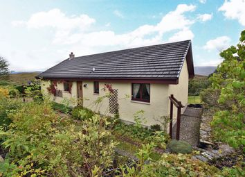Thumbnail 3 bed detached bungalow for sale in Kilchrenan, Taynuilt