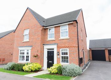 Thumbnail 4 bed detached house for sale in Chippenham Close, Wellingborough