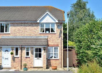 Thumbnail 2 bed end terrace house for sale in 41 Woodsage Drive, Gillingham, Dorset