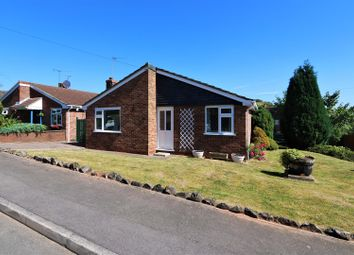 Thumbnail 2 bedroom detached bungalow for sale in Hastings Close, Breedon-On-The-Hill