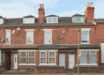 Thumbnail 3 bed terraced house for sale in Mandalay Street, Highbury Vale, Nottingham