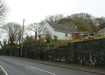 Thumbnail 1 bed detached house for sale in Pontyberem, Carmarthenshire