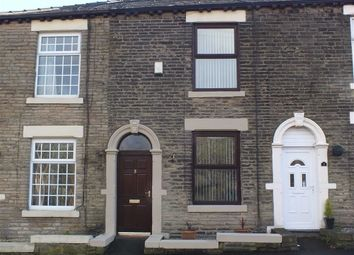 Thumbnail 2 bed terraced house to rent in Brunswick Street, Mossley, Ashton-Under-Lyne