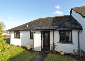 Thumbnail 2 bed detached bungalow for sale in Shipley Close, South Brent, Devon