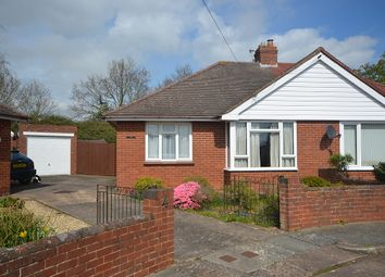 Thumbnail 2 bed semi-detached bungalow for sale in Woolsery Close, Woolsery Close, Whipton