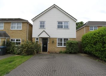 Thumbnail 3 bed detached house for sale in St James Close, Deal