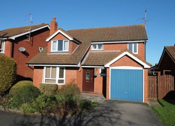 Thumbnail 4 bed detached house for sale in Upton Close, Barnwood, Gloucester