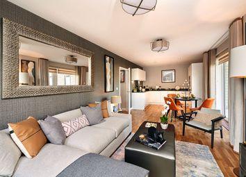 Thumbnail 1 bedroom flat for sale in Hampden Road, London