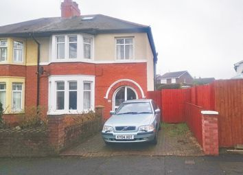 Thumbnail 3 bed semi-detached house for sale in Mountjoy Place, Penarth