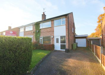 3 bed semi-detached house for sale in Moss Lane, Cuddington, Cheshire CW8