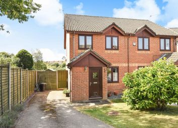 Thumbnail 3 bed semi-detached house for sale in Ryon Close, Andover
