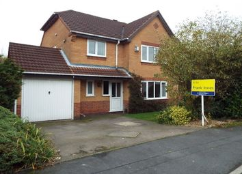 Thumbnail 4 bedroom detached house to rent in Ulleswater Crescent, Ashby-De-La-Zouch