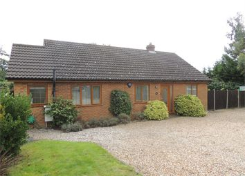 Thumbnail 3 bed detached bungalow for sale in Ferry Bank, Southery, Downham Market