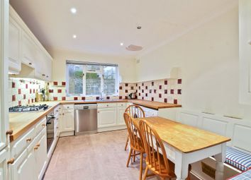 Thumbnail 3 bedroom flat to rent in Kingsgate Road, West Hampstead, London