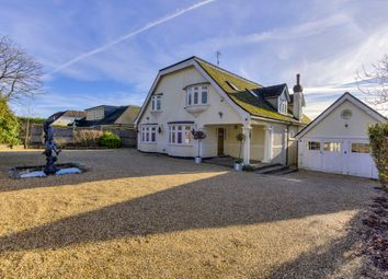 Thumbnail 4 bedroom detached house for sale in The Ridgeway, Northaw, Potters Bar