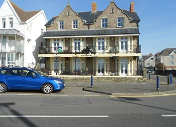 Thumbnail 1 bed flat to rent in Westward Ho, The Esplanade, Porthcawl
