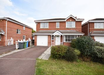 Thumbnail 4 bed detached house to rent in Orchard Close, Freckleton, Preston