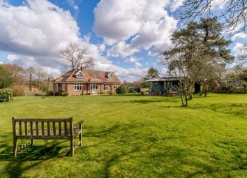 Muddles Green, Chiddingly, Lewes, East Sussex BN8. 4 bed detached house for sale