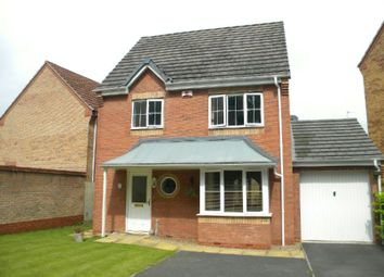 Thumbnail 3 bed detached house to rent in Goodheart Way, Thorpe Astley, Leicester