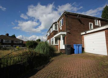 Thumbnail 3 bed semi-detached house to rent in Vicarage Road, Ashton Under Lyne, Greater Manchester
