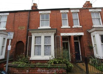 Thumbnail 2 bed terraced house to rent in Minster Moorgate, Beverley