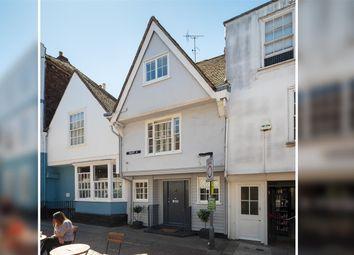 West Street, Faversham ME13. 3 bed terraced house